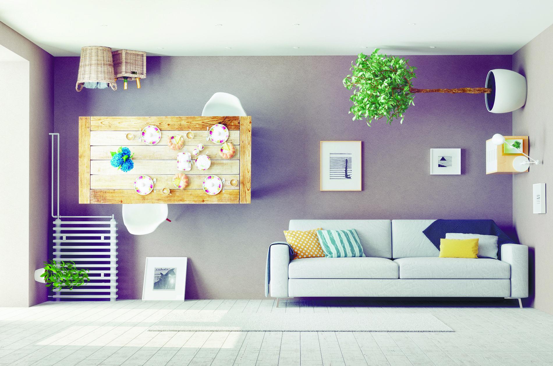 Страсть и разум в ремонте квартир в период