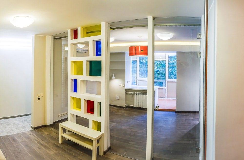 Ремонт квартир фото Квартира «Отжали», Хрущевка на Печерске