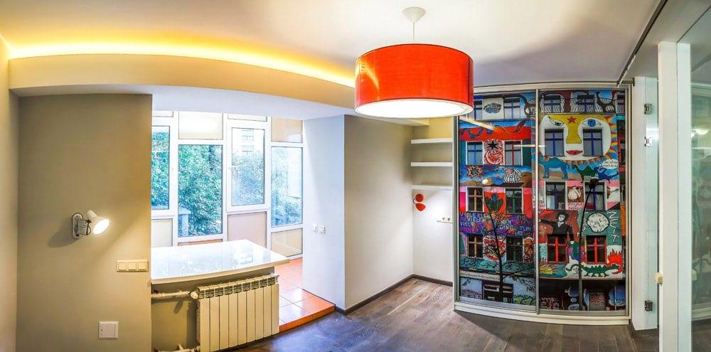 Ремонт квартир фото Ярко сохраняем бюджеты