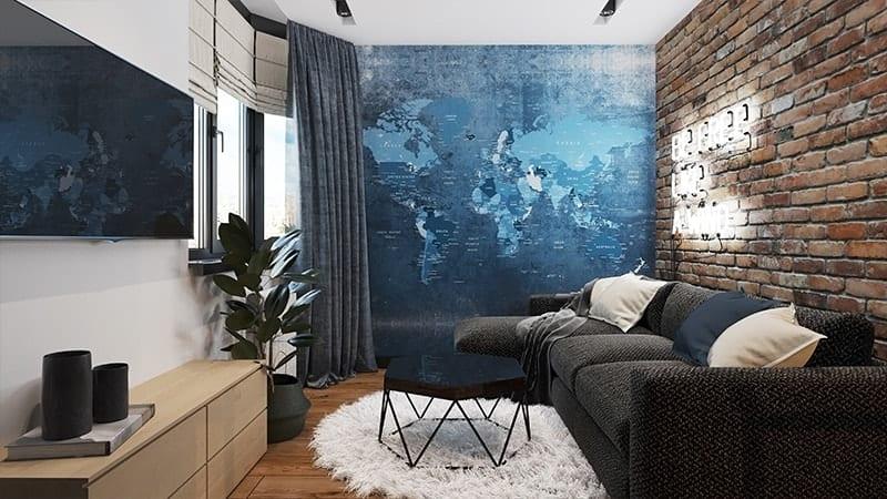 Дизайн интерьера ЖК «Лесной Квартал», Бровары